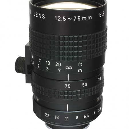 Manual Zoom Lenses Ricoh