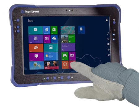 Rugged tablets Kontron