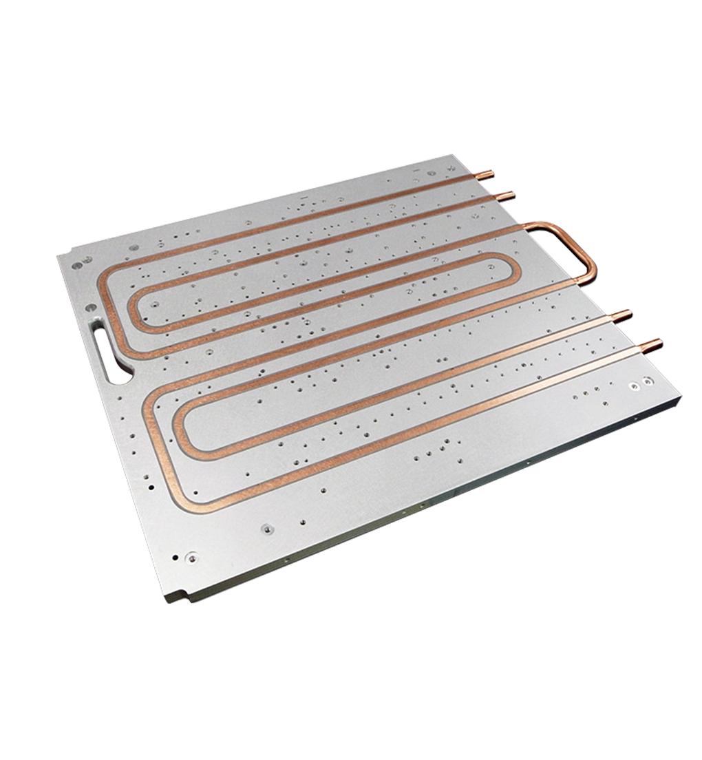 Liquid Cooling Plates - EG Electronics